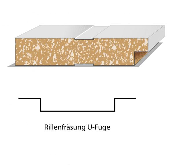 Komplett-Paket Styletür+Zarge+Griff