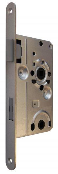Badezellen Schloß Silberfärbig,D55/ 8/78 mm,DIN R