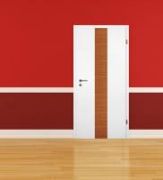 Ambiente für Weißlack Zimmertür Finish 2
