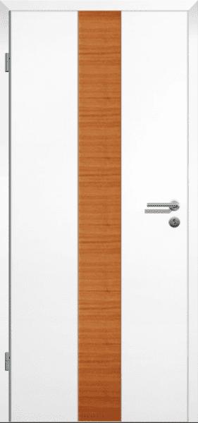Weißlack Zimmertür Finish 2