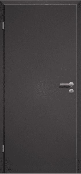 Anthrazit CPL Wohnungseingangstür