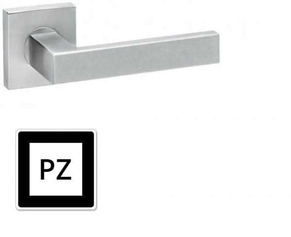 PZ-Garnitur Türgriff Hemet