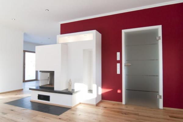 Ambiente für Ganzglastür Style 1
