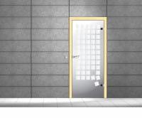 Ambiente für Ganzglastür Style 5