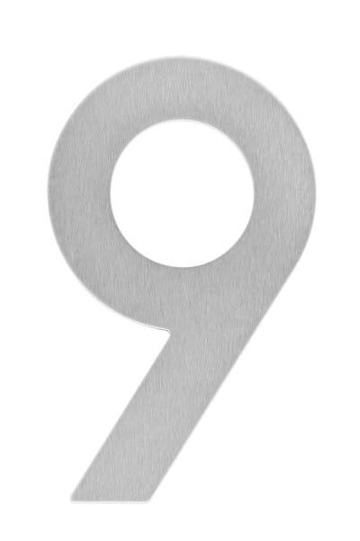 Hausnummer Nr. 9