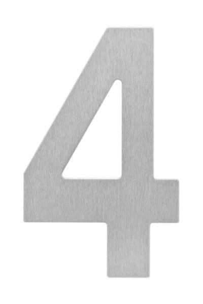 Hausnummer Nr. 4