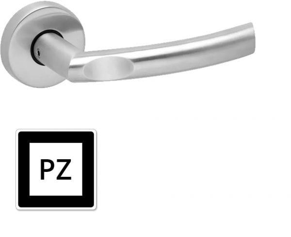 PZ-Garnitur Griff Stelle
