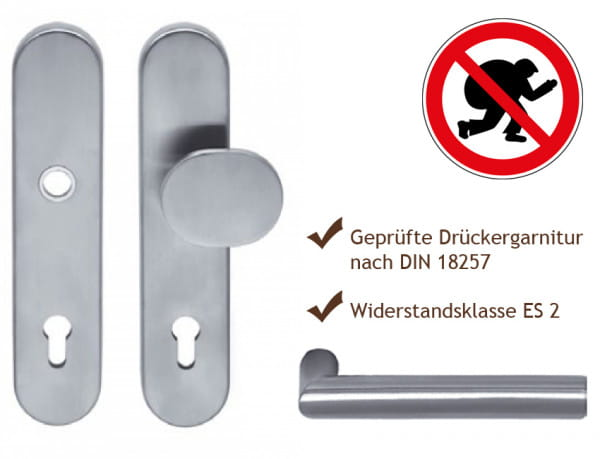 Schutzbeschlag Griff Braunschweig
