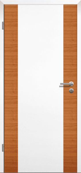 Weißlack Zimmertür Finish 10