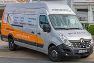 Serviceteam vom Türenfachhändler Topdoors