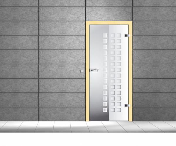 Ambiente für Ganzglastür Style 7