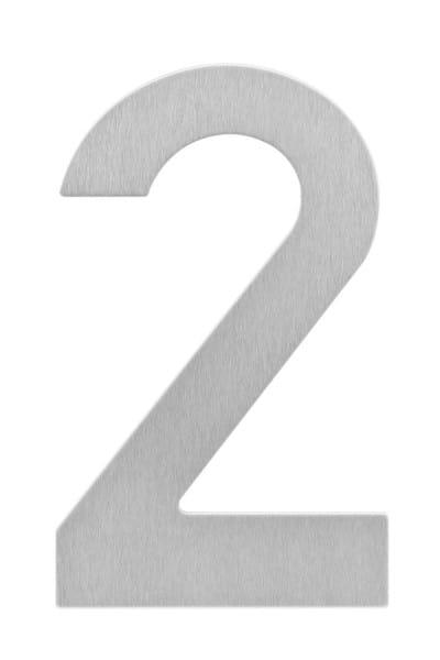 Hausnummer Nr. 2