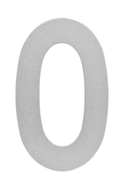 Hausnummer Nr. 0