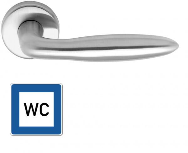 WC-Garnitur Griff Stuhr