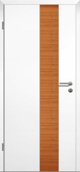 Weißlack Zimmertür Finish 4