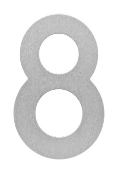 Hausnummer Nr. 8